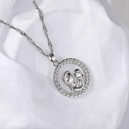 1PC Stylish Fashion Trendy Maternity Necklace Mother's Day G
