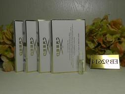 4 x CREED AVENTUS FOR HER Eau de Parfum Spray Sample 2.5ml/.