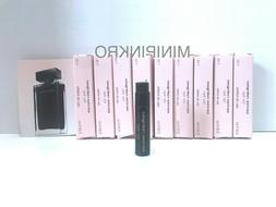9X Narciso Rodriguez For Her Womens Eau De Toilette SAMPLE V