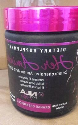 NLA For Her Aminos Comprehensive Amino Acid Blend 30 Serv. O