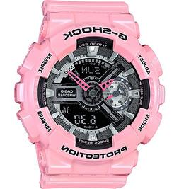G-Shock Women's Analog-Digital Pink Bracelet Watch 49x46mm G