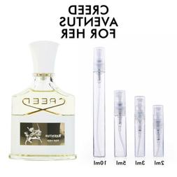 CREED AVENTUS FOR HER EAU DE PARFUM 2ML 3ML 5ML 10ML DECANT