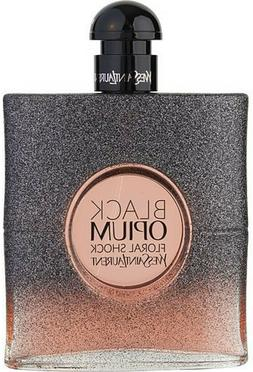 BLACK OPIUM FLORAL SHOCK by YSL perfume for her EDP 3.0 / 3