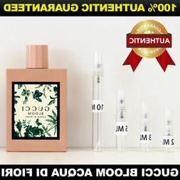 Gucci Bloom Acqua di Fiori EDT For Her 2ml 3ml 5ml 10ml AUTH