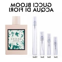 GUCCI BLOOM ACQUA DI FIORI EDT FOR HER 2ML 3ML 5ML 10ML DECA