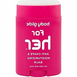 Body Glide For Her Anti Chafe Balm, 1.5 Oz  Sports & Outdoor