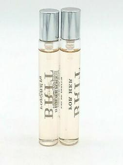 Burberry Brit for Her EDP Perfume for Women 0.25 oz ea Trave