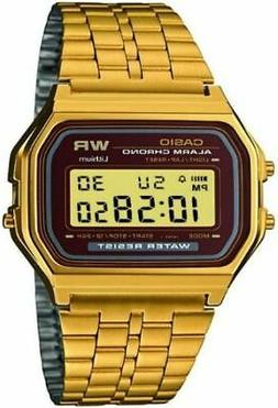 Casio Retro A159WGEA-5EF Herren Mens Unisex Uhr Watch Montre