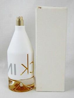 CK IN2U for Her by Calvin Klein Eau de Toilette Spray 3.4 oz