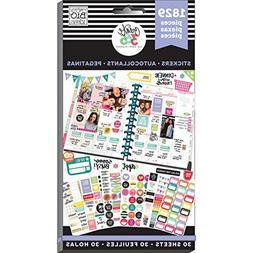 Create 365 Happy Planner Sticker Value Pack-Basics, 1829/Pkg