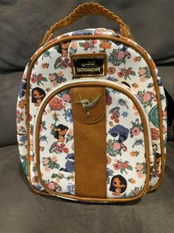 disney pocahontas chibi mini backpack