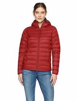 Essentials Women's Lightweight Water-Resistant Packable Hood