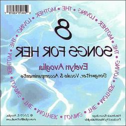 EVELYN AVOGLIA - 8 SONGS FOR HER NEW CD