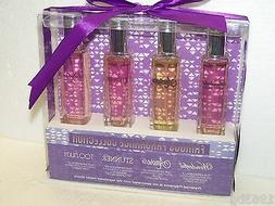 FAMOUS FRAGRANCE COLLECTION FOR HER 4 PC