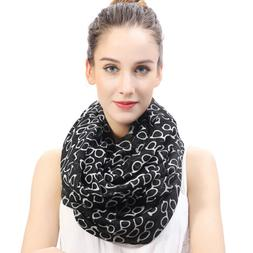 Fashion Sunglasses Print Women's Infinity Circle Scarf Gift