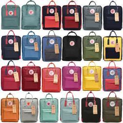 Fjallraven Kanken Sport Backpack Travel Shoulder Bag Classic