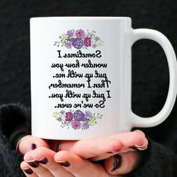 Gift For Wife Funny Personalized Anniversary Coffee Mug For