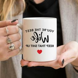 Gift for Wife Mug Anniversary Gifts for Wife Gift for Her Gi