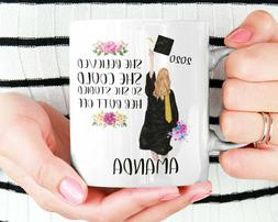 Graduation Gift For Her, Graduation Personalized Cup Class O