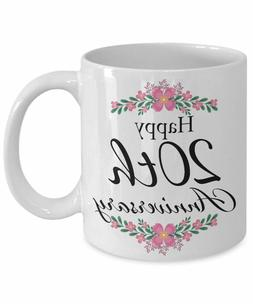 happy 20th anniversary coffee mug wedding gifts