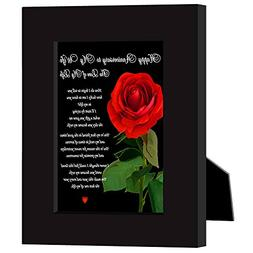 """Happy Anniversary To My Wife""""The Love of My Life"""" Love Poem"""