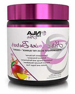 NLA for Her - Her Amino Burner - Intra-Workout BCAA Fat Burn