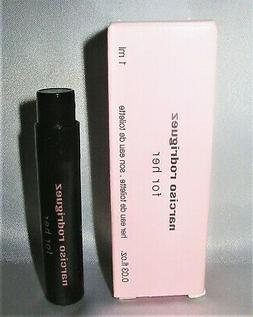 NARCISO RODRIGUEZ For Her EDT Perfume Sample Spray .03 oz/1