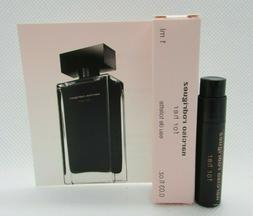 NARCISO RODRIGUEZ FOR HER - LOT OF  EDT SPRAY SAMPLES - 0.03