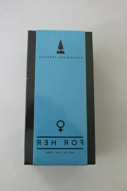 RAW CHEMISTRY For HER Women Pheromone Perfume Spray Attracts