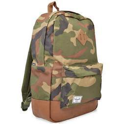 Herschel Supply Co. Men's Travel Backpack White, Multi Herit