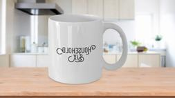Household Six Military Spouse Mug Gift for her Gift For Him