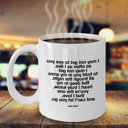 I Love You Mug Wife Coffee Mug Gifts For Her Gifts For Weddi