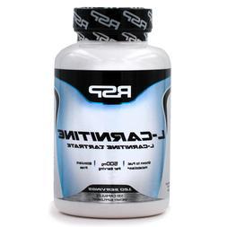 RSP L-Carnitine 500 mg - Stimulant Free L Carnitine, Weight