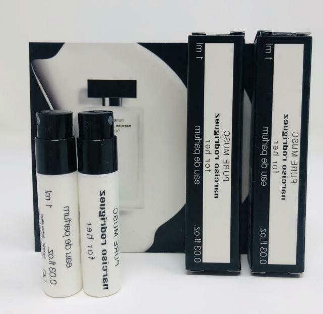 2 x new narciso rodriguez musc