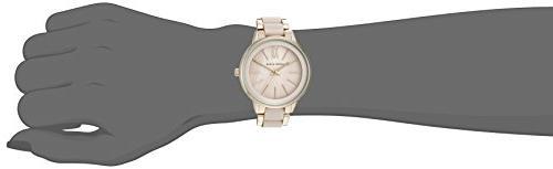 Anne Klein Women's and Resin Bracelet Watch