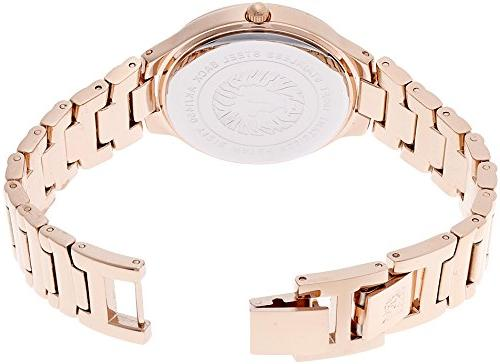 Anne Klein AK/1450RGRG Rose Watch