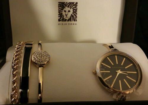 ak 1470gbst gold tone watch