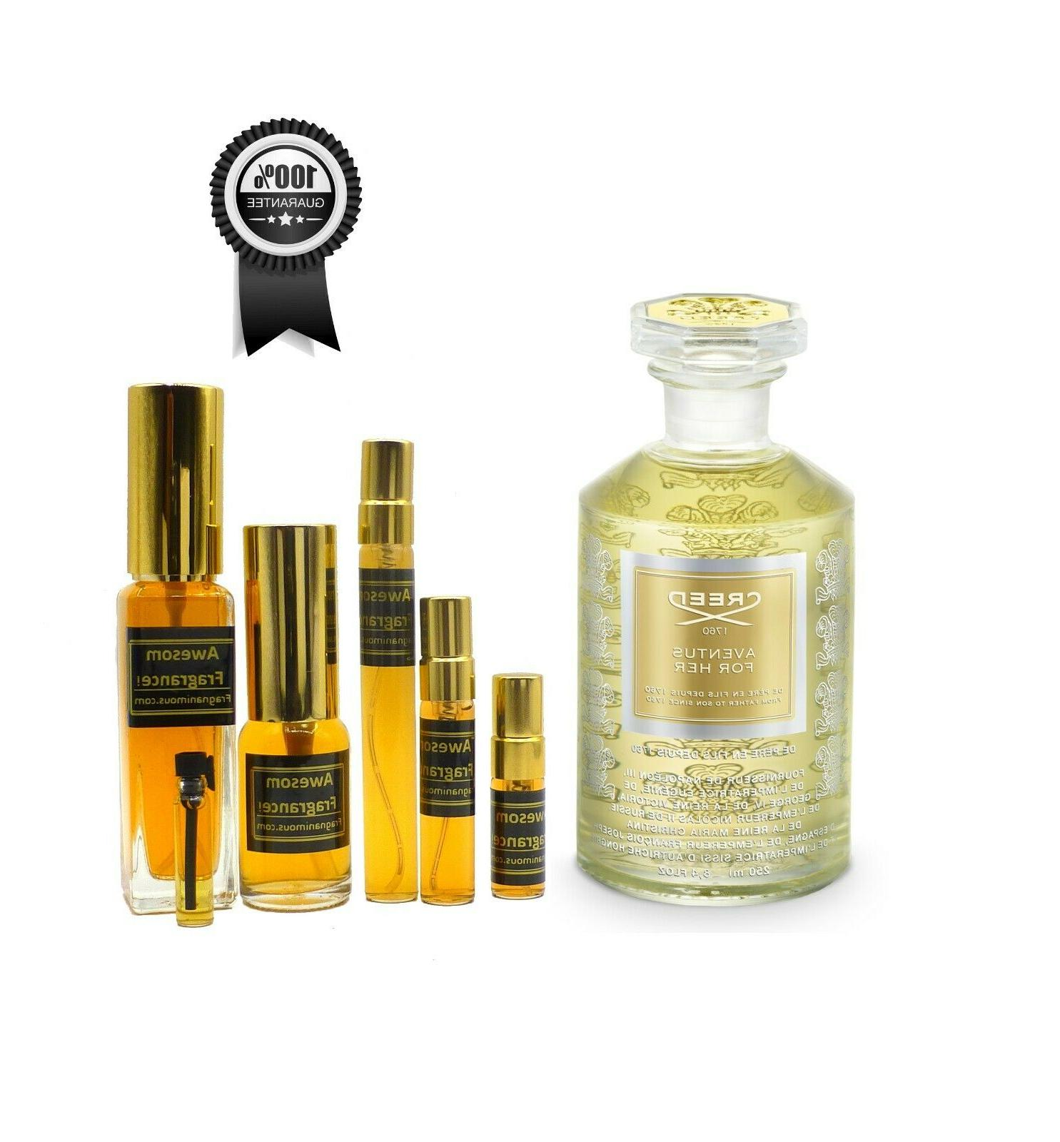 aventus for her decants samples includes free