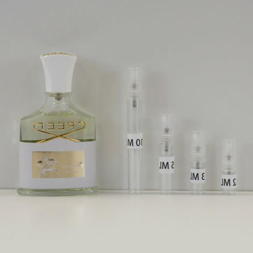 Creed For Eau Parfum 3ml DECANT