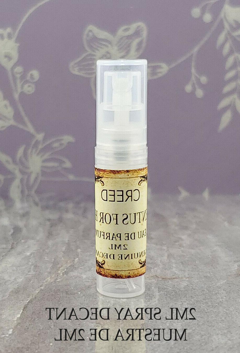 Creed EDP Spray Purse 2ml,5ml