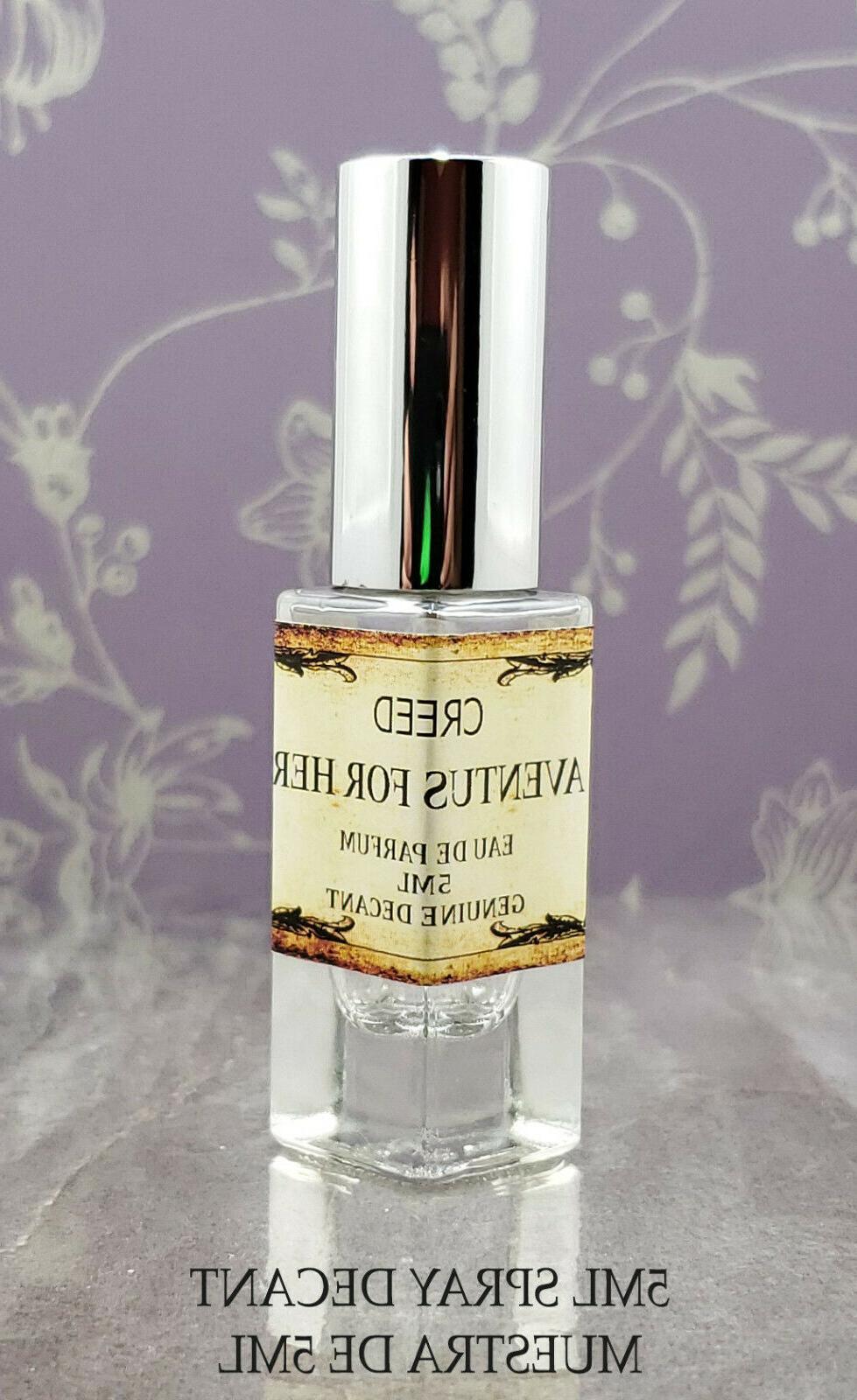 EDP Perfume Sample Spray Spray