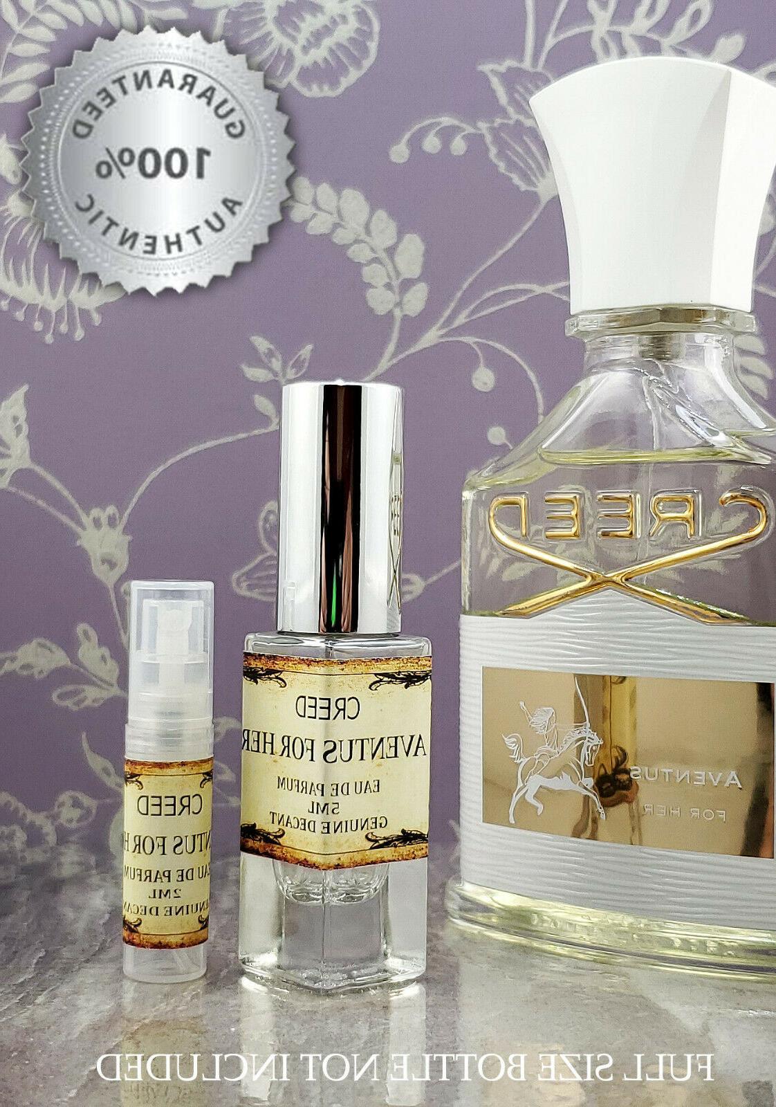 aventus for her edp perfume sample travel