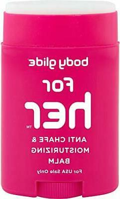 Body Glide For Her Anti Chafe Balm
