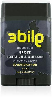Body Glide Outdoor Anti Chafe Balm Camo 1.5 oz  1.50oz