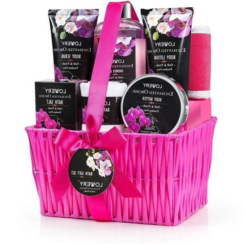 christmas gift baskets for women spa gift