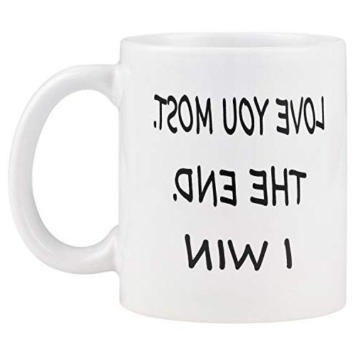 coffee mug love you most