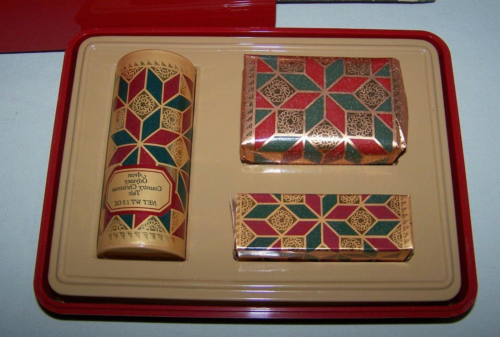 AVON Country for Her Dated 1982 Cologne Talc
