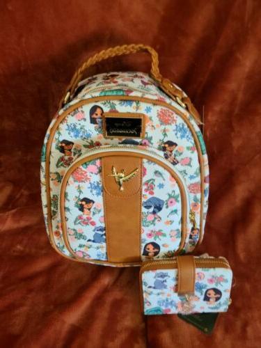 Her Backpack wallet