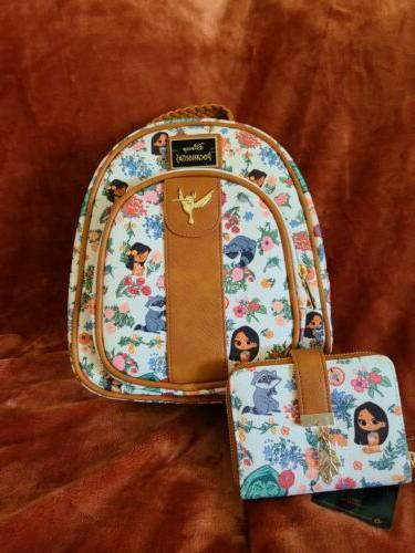 Her Universe Disney Backpack wallet