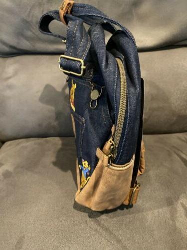 Her the Pooh Mini Backpack